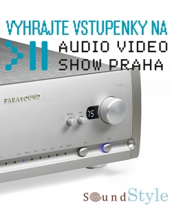 Soutěž o vstupenky na Audio Video Show Praha 2019