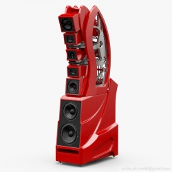 Wilson Audio Wamm Master Chronosonic Towers
